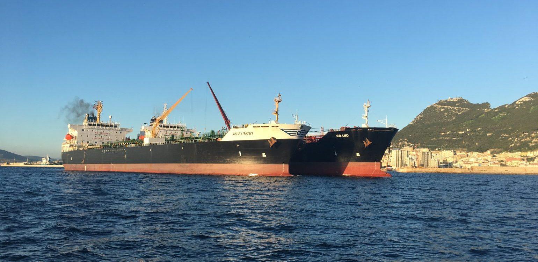 Ship In Gibraltar (2)