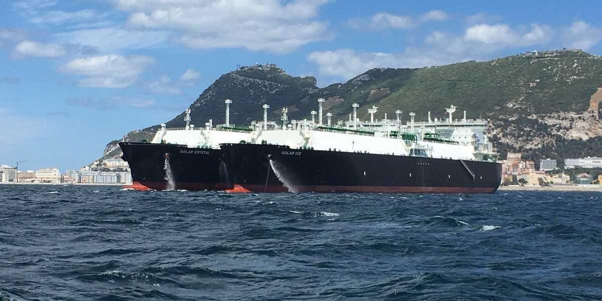 Ship In Gibraltar (3)
