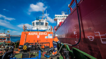 Slops Reception Marpol Ship